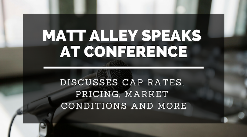 Matthew Alley Speaks at InterFace Seniors Housing Texas Conference