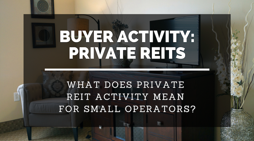 Private Healthcare REITs are Still Active Buyers