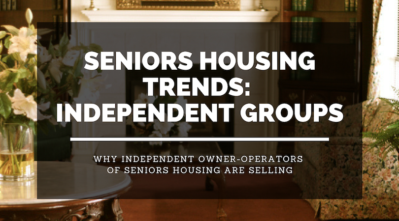 Independent Senior Housing Sales