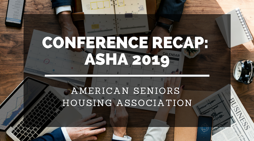 ASHA Annual Meeting Recap